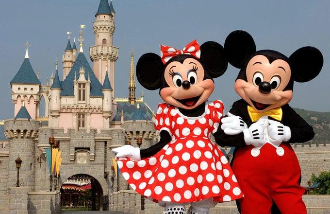 Disney vacation trip